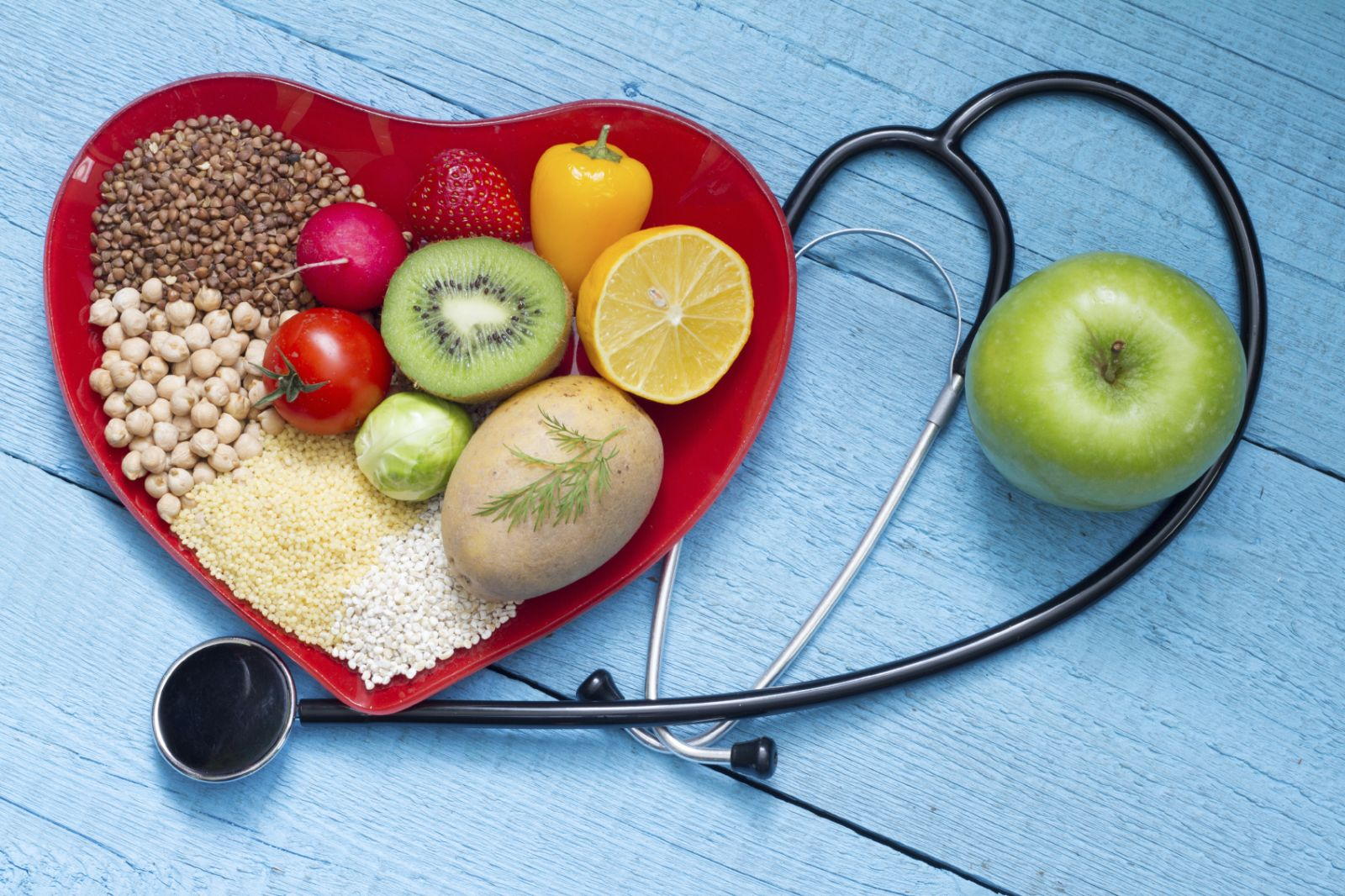 Tips for healthy cholesterol and heart
