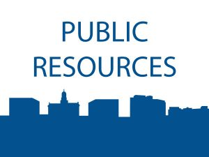 Public Resources